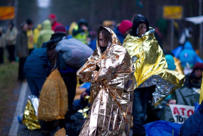 31125 990x666 Протесты против перевозки ядерных отходов