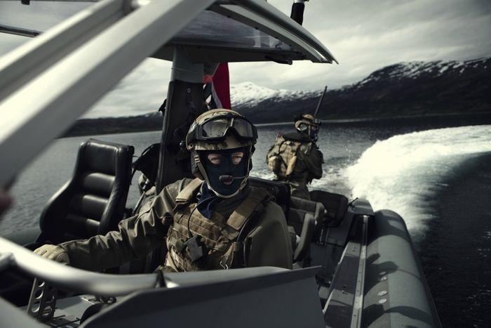Норвежские спецы (12 фото)