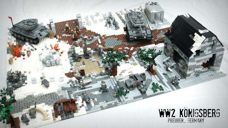 Настоящий гений Lego (22 фото)
