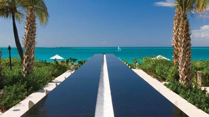 Два райских острова в Карибском море (39 фото)