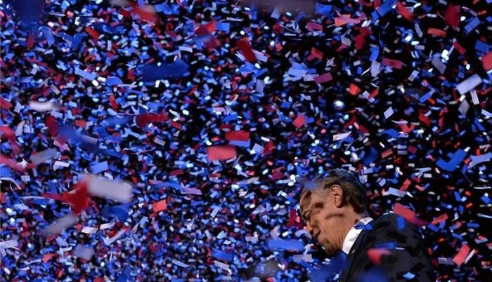 Америка сделал свой выбор (13 фото)