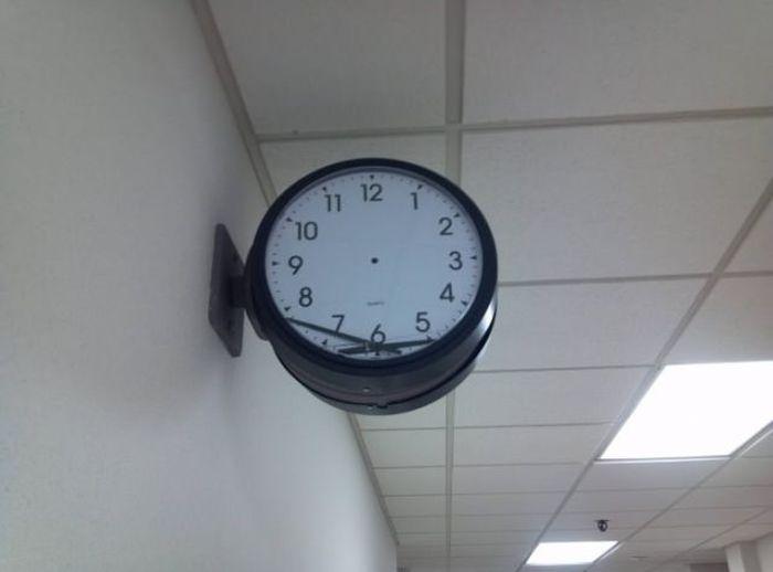 Фото прикол про часы какому