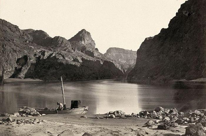 Природа Дикого Запада полтора века назад (23 фото)