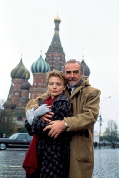 Зарубежные звезды в Москве (27 фото)