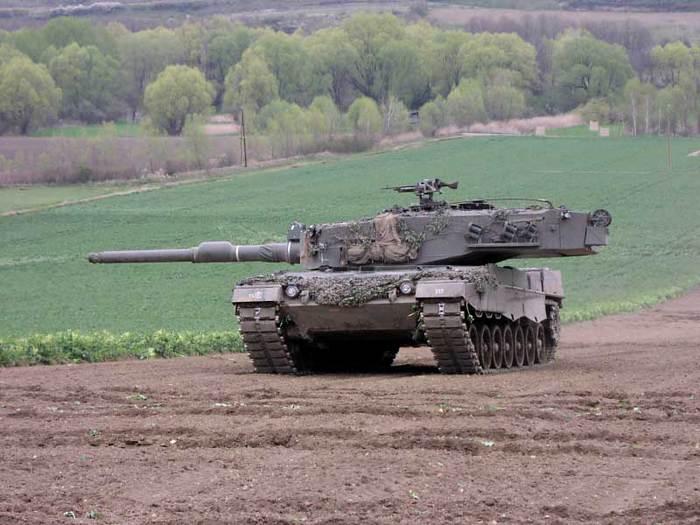 Боевые танки со всего мира 20 фото