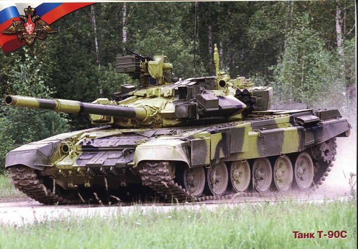 Боевые танки со всего мира (20 фото)