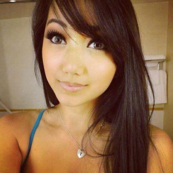 Симпатичные азиатки (38 фото)