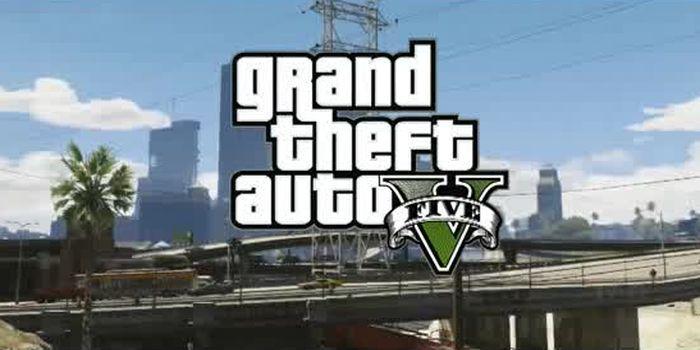 Второй официальный трейлер GTA V (видео)