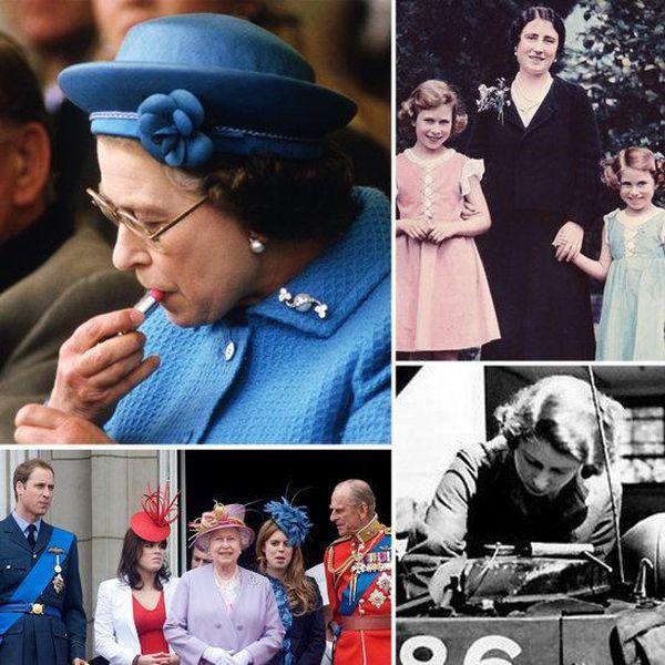 Интересные факты из биографии королевы Елизаветы II (10 фото)