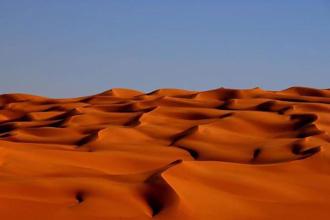 Красивые пейзажи нашей планеты (21 фото)