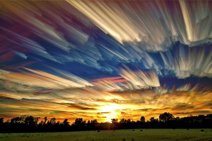 Необычные облака Мэтта Моллойя (8 фото)