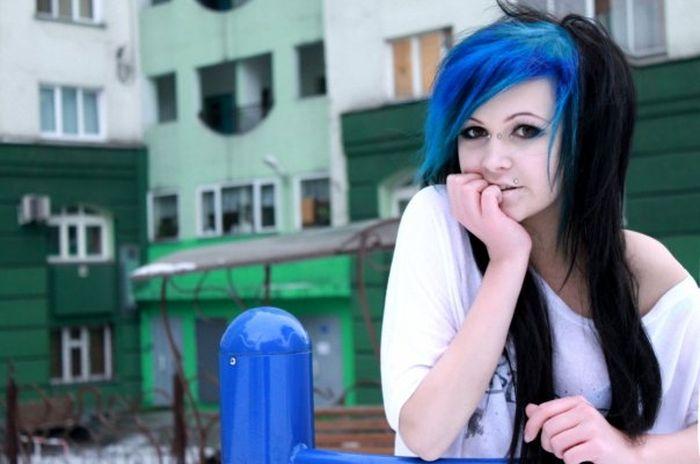 Девочка повзрослела (8 фото)