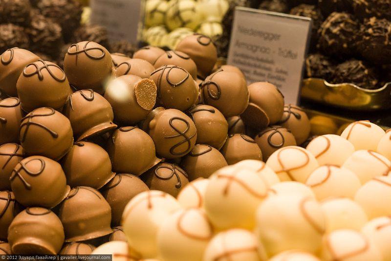 Необычайный шоколад (25 фото)