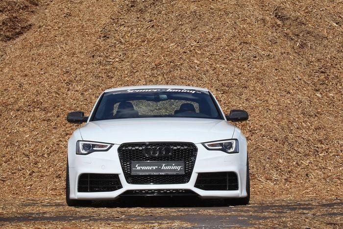 Второе поколение тюнинга Audi S5 (6 фото)