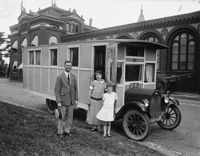 Дома на колесах (7 фото)