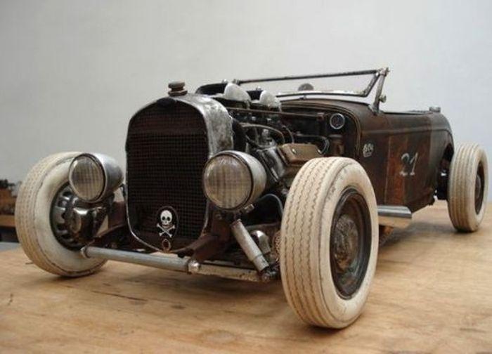 Нестандартные модели авто (13 фото)