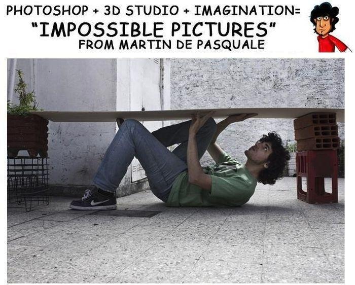 Мастери фотошопа (40 фото)