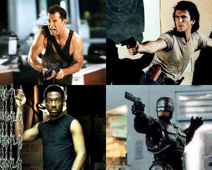 Лучшие полицейские-знаменитости (9 фото)