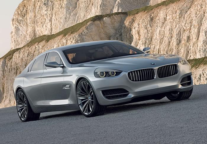 BMW выпустит футуристический суперкар M8 за 250 000 евро (фото + видео)