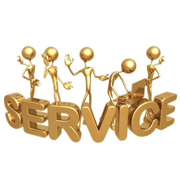 Необычный сервис (9 фото)