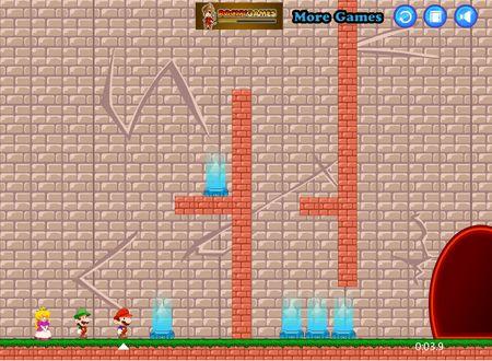 Mario Giant Journey