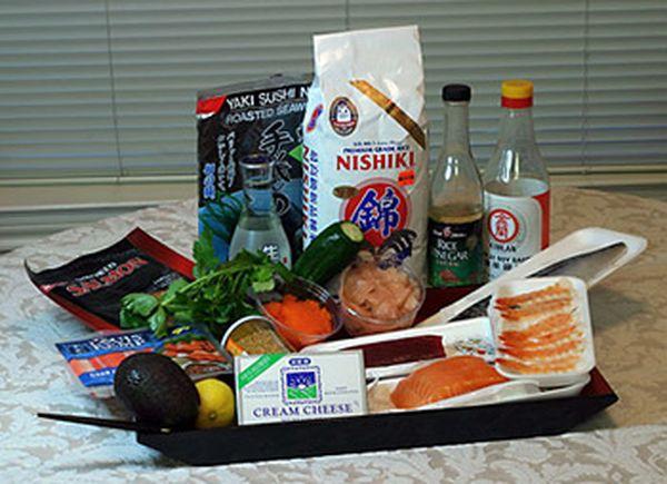 Как приготовить суши в домашних условиях (26 фото + текст)