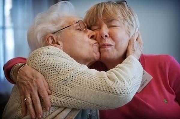 Поцелуи (35 фото)