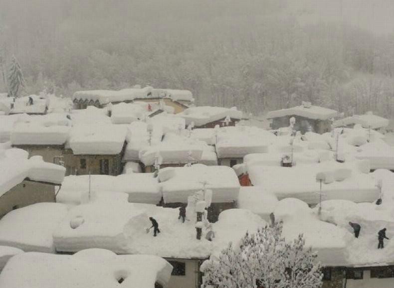Новогодняя Италия (9 фото)