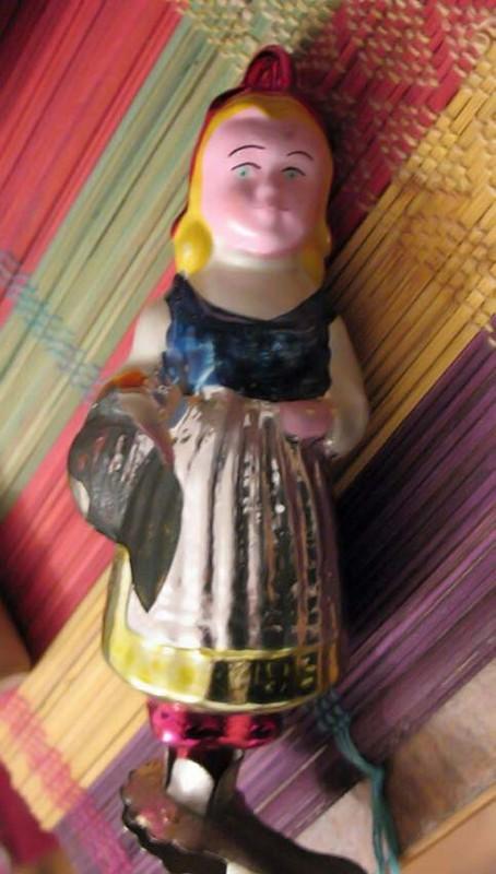 Елочные игрушки из детства (63 фото)