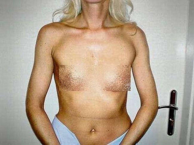 Как выглядит жена пластического хирурга? (9 фото)