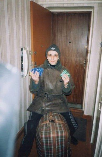 Самый известный пикапер в СНГ (4 фото)