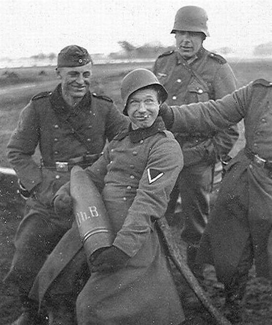 Fotos Ineditas De Nazis en momentos de ocio
