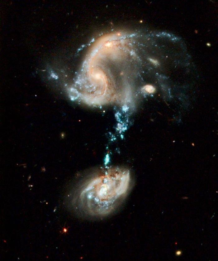 Лучшие космические фотографии по мнению AOL (20 фото)