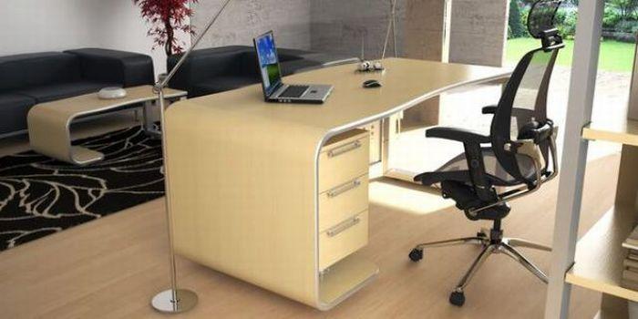 Креативные письменные и компьютерные столы (89 фото).