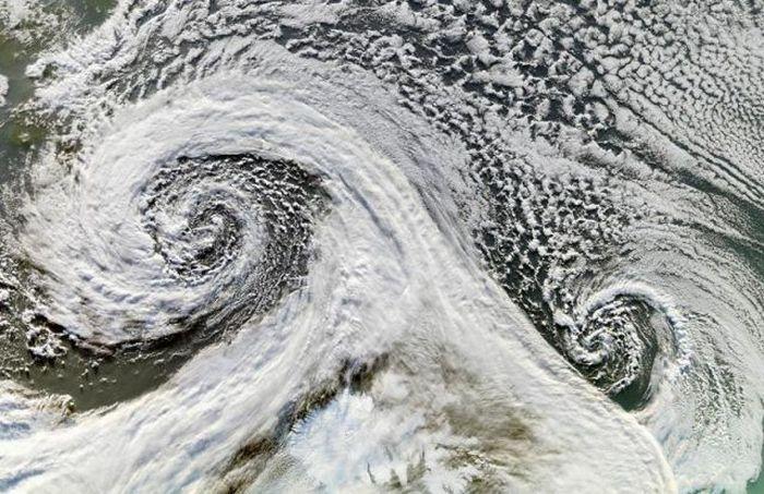 Двойной Циклон - Исландия (ноябрь 2006)