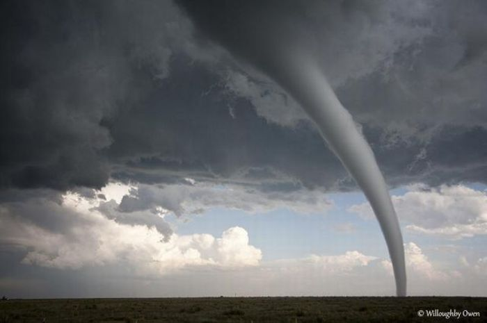 Торнадо - Оклахома, США (май 2010)
