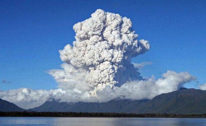 Вулкан Чайтен - Хана, Чили (май 2008)