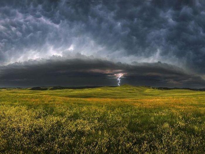 Грозовые тучи - Южная Дакота, США (2009)
