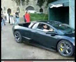 Отличный звук Lamborghini Murcielago LP640