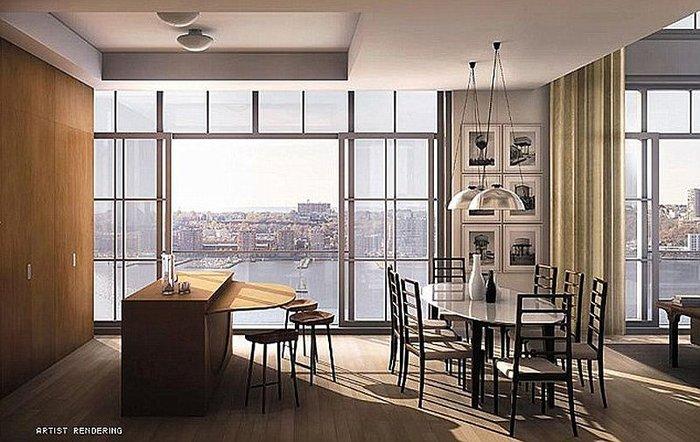 Апартаменты Николь Кидман на Манхэттене (8 фото + текст)