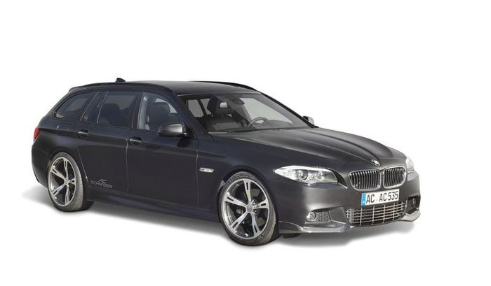 AC Schnitzer зарядили BMW 5 Touring (10 фото+видео)