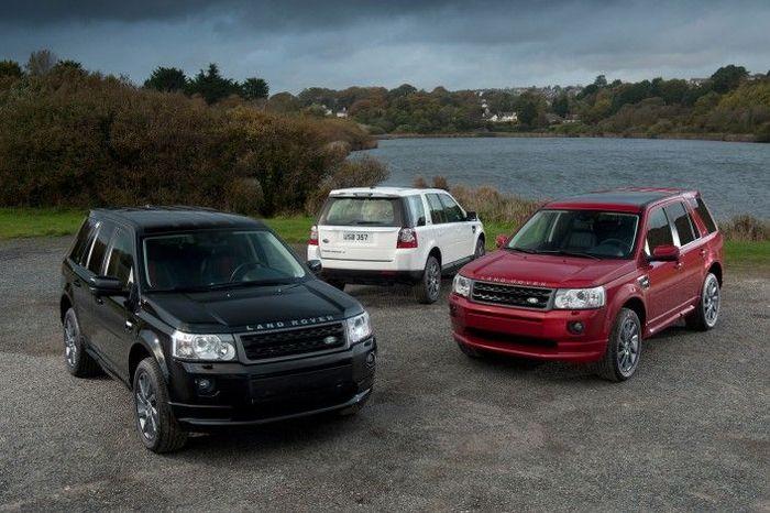 Спортивная версия Land Rover Freelander 2 (28 фото)