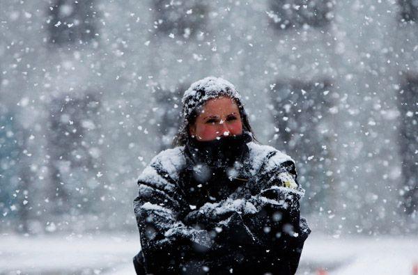 Зимние забавы (58 фото)