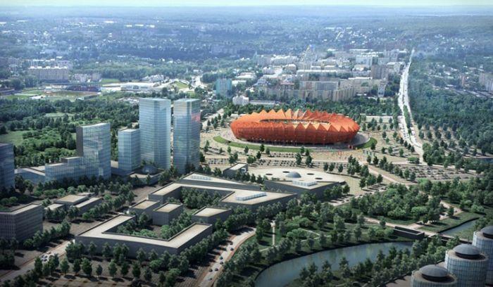 Саранск  40,000