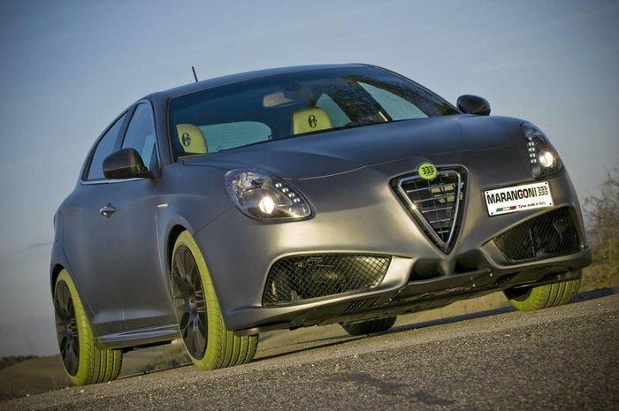 Marangoni показали свою версию Alfa Romeo Giulietta G430 iMove (45 фото)