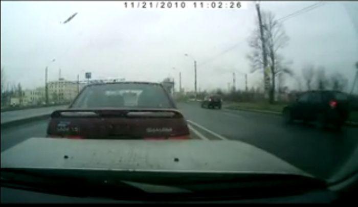 Авария дня часть 82 (фото+видео)