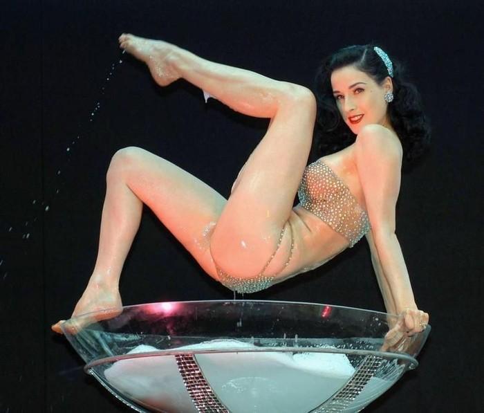 Красотка Dita Von Teese (35 фото)