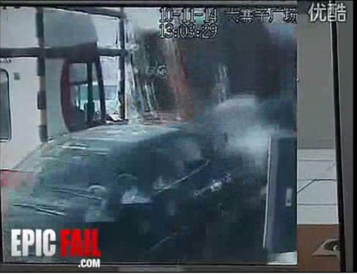 Авария дня часть 83 (фото+видео)