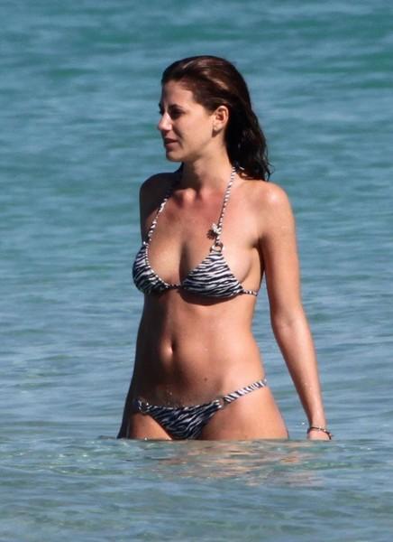 Francesca Versace в бикини (11 фото)