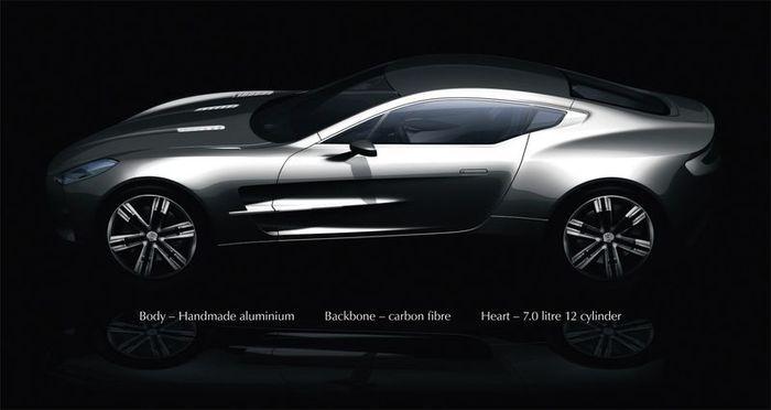 Aston Martin One-77 отправляется колесить по миру за покупателями (8 фото)